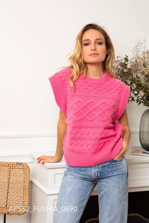 KL Aline Pull Pink