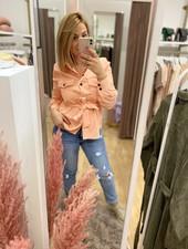 LM Alexis Shirt Pink/Peach