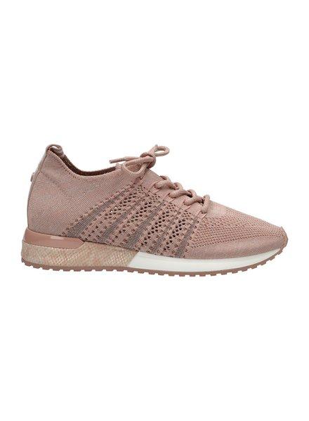 LS Knitted Sneaker Nude/Glitter