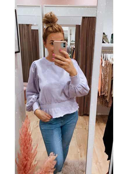 FB Vicky Sweater Lila