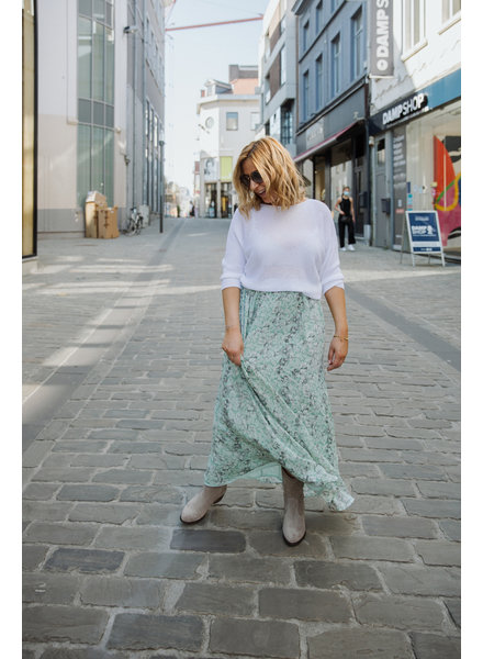 RC Sien Maxi Skirt Mint
