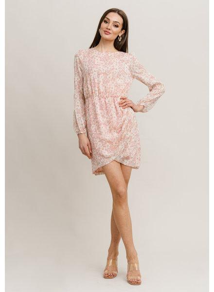 RC Steffie Flower Dress Pink