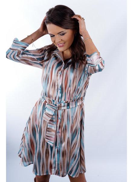 YENTLK Dress Light Colours