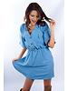 YENTLK Cute Button Dress