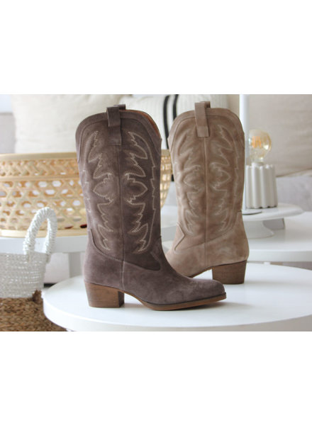 BB Western Boots Sand