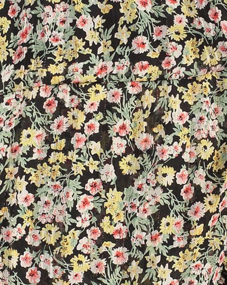 FB Ella Playsuit Flowers