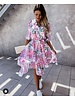 TS Eloïse Dress Flowers