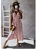 TS Larissa Dress Daisy Flower Pink