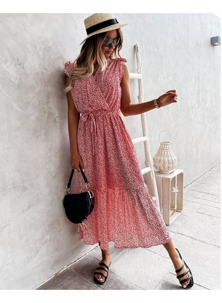 TS Louisa Dress Corail