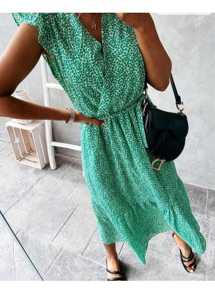 TS Louisa Dress Green