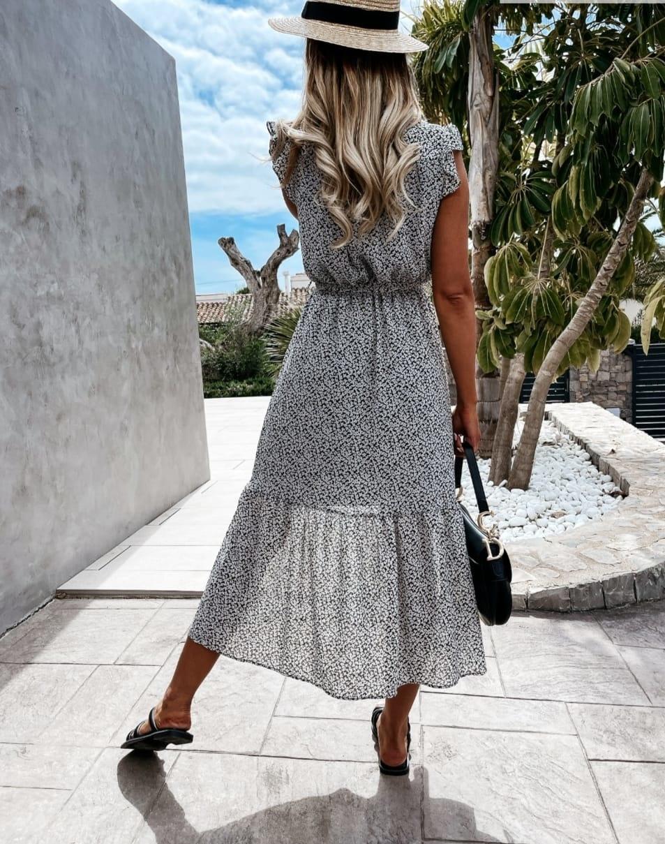 TS Louisa Dress Black