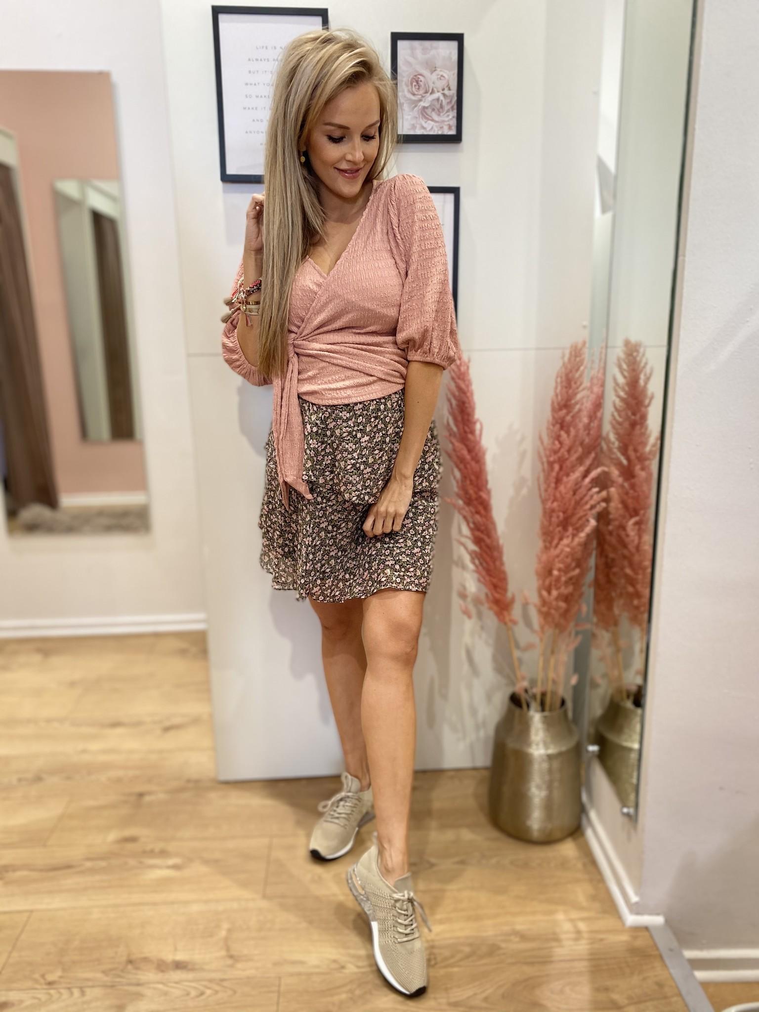 LM Zita Top Pink