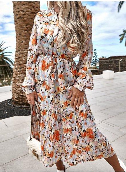 TS Luna Dress Pastel Colours
