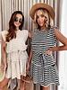 TS Rani Casual Dress Stripes