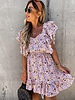 TS Britney Dress Small Flower