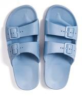 FM Fancy Slippers Blue
