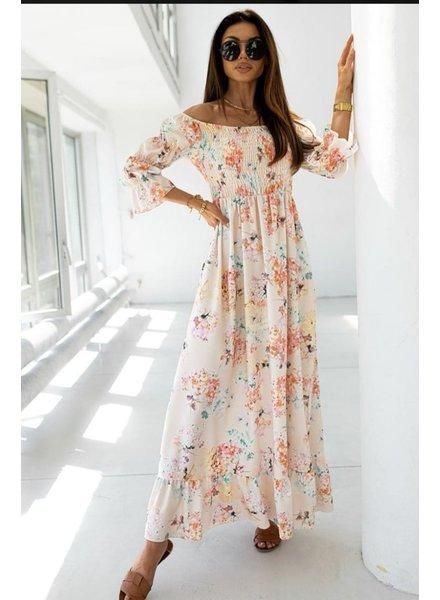 TS Long Summer Dress Pastels
