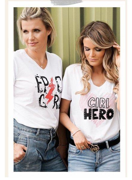 YENTLK T-Shirt 'Epic Girl'