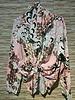 TS Combi Satin Blouse + Shorts Pink Tone