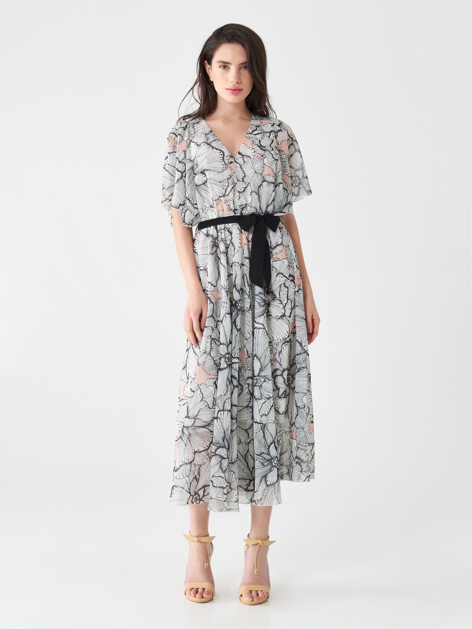 RS Clara Dress Flower Print