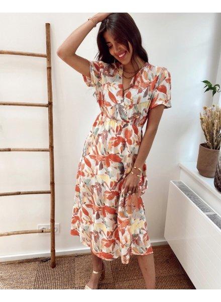 TS Tina Leaf Dress