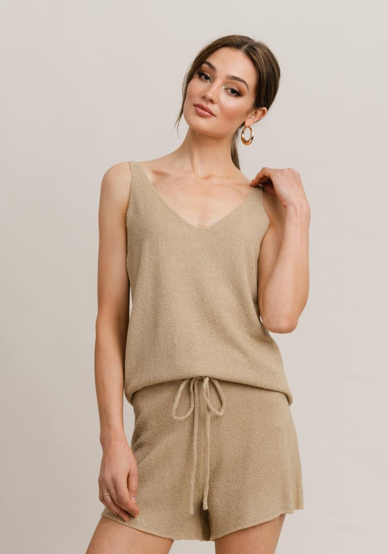 RC Anna Knit Shorts