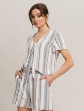 RC Vera Short Stripes