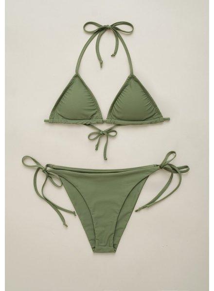 RC Ruth Bikini Top Green