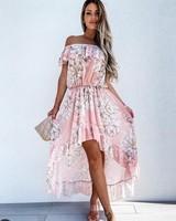 TS Larissa Summer Dress pink