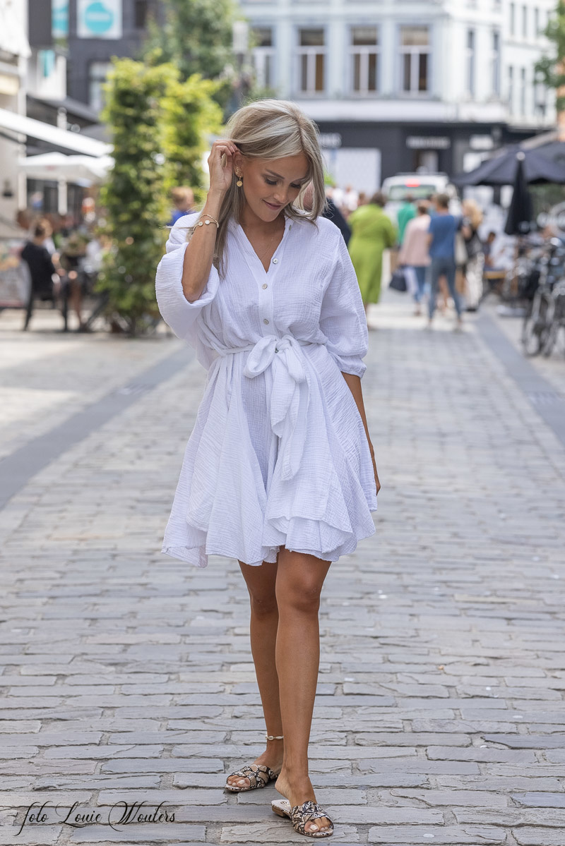 TS Julie Tetra Dress