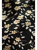LM Black Flower Skirt Mary