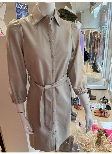 ES Leather Dress Stone