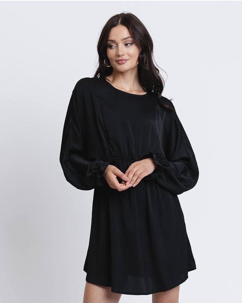 RC Freia Dress Black