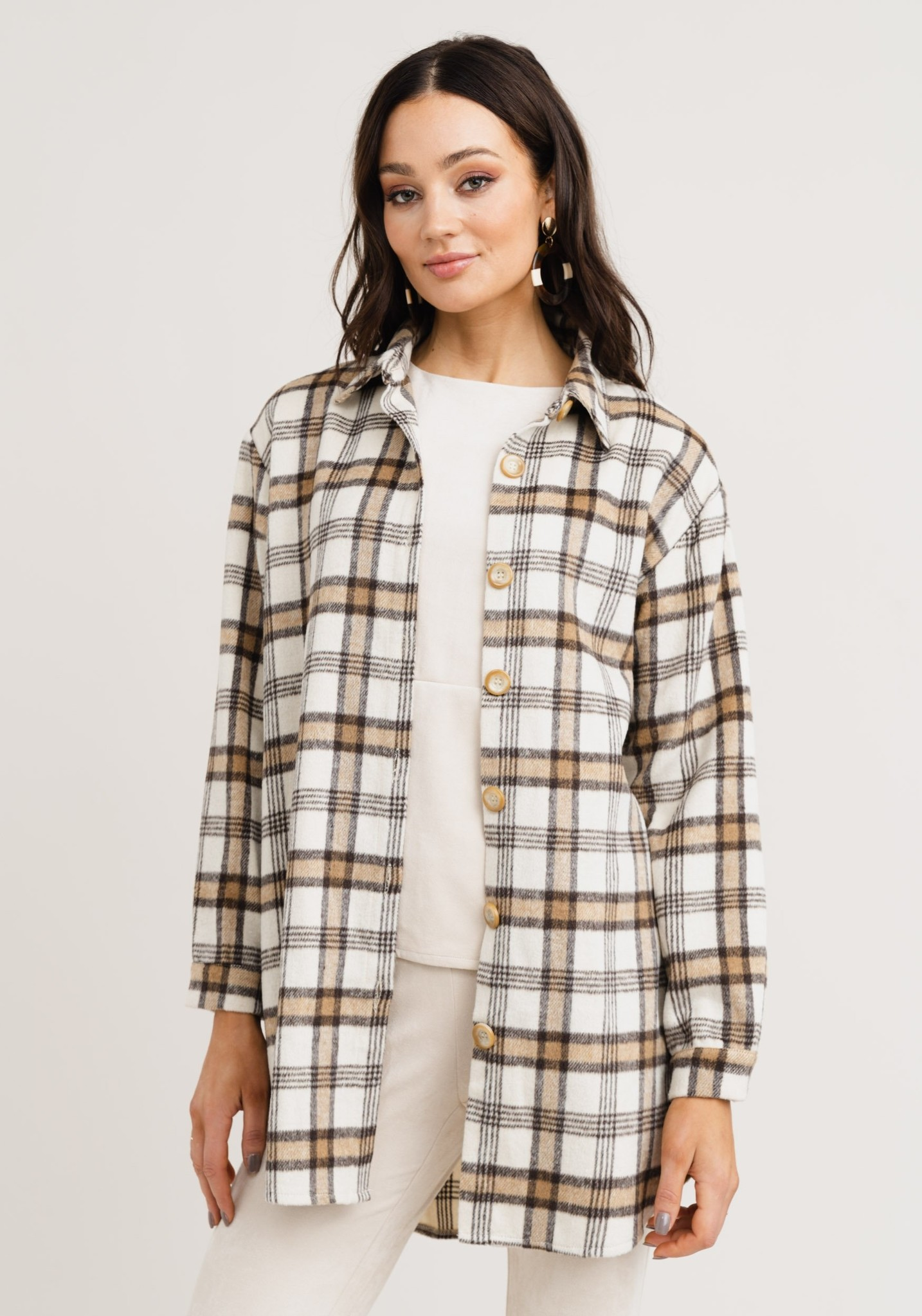 RC Freia Checkered Shirt