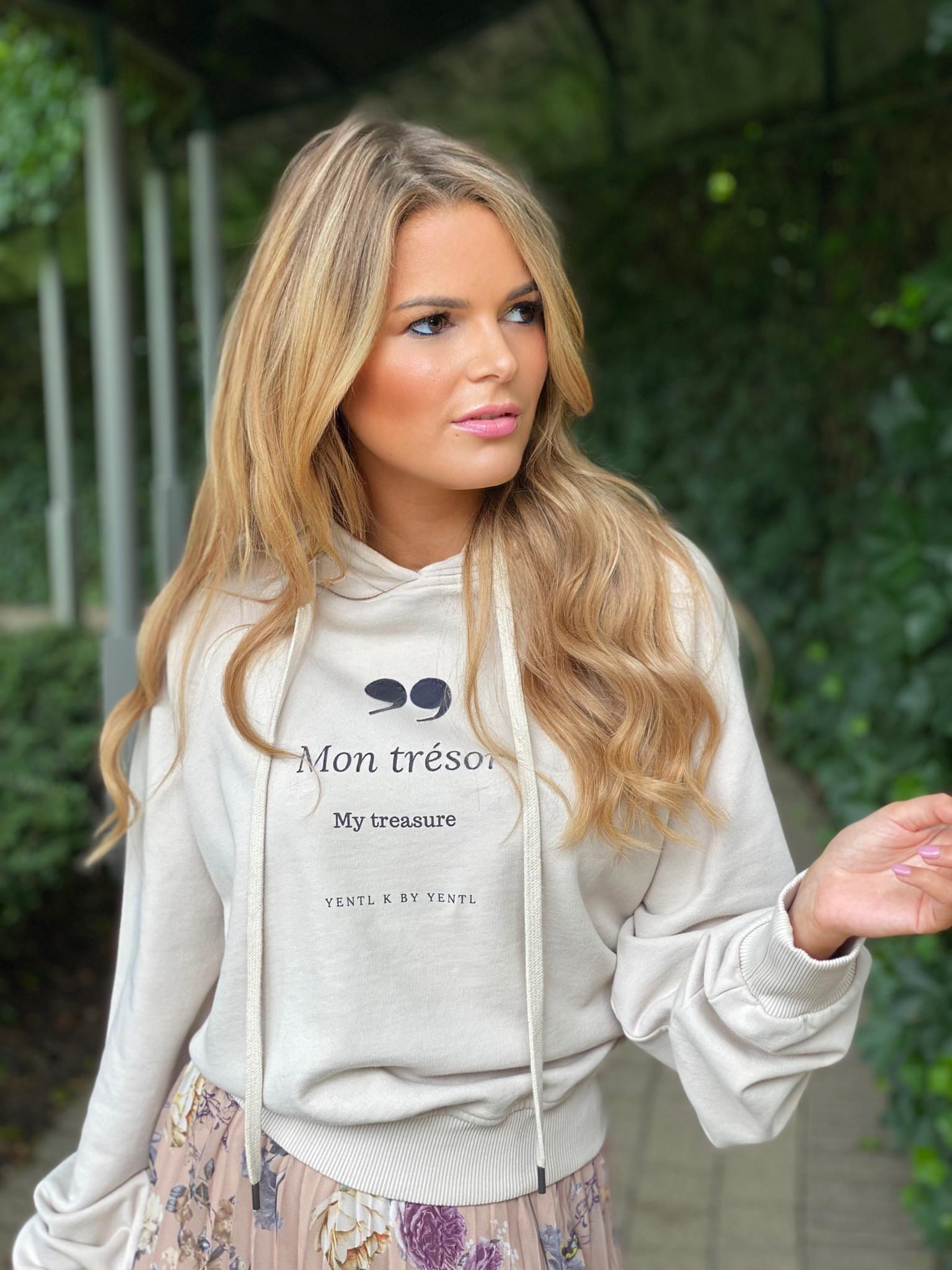 YENTLK Mon Trésor Sweater