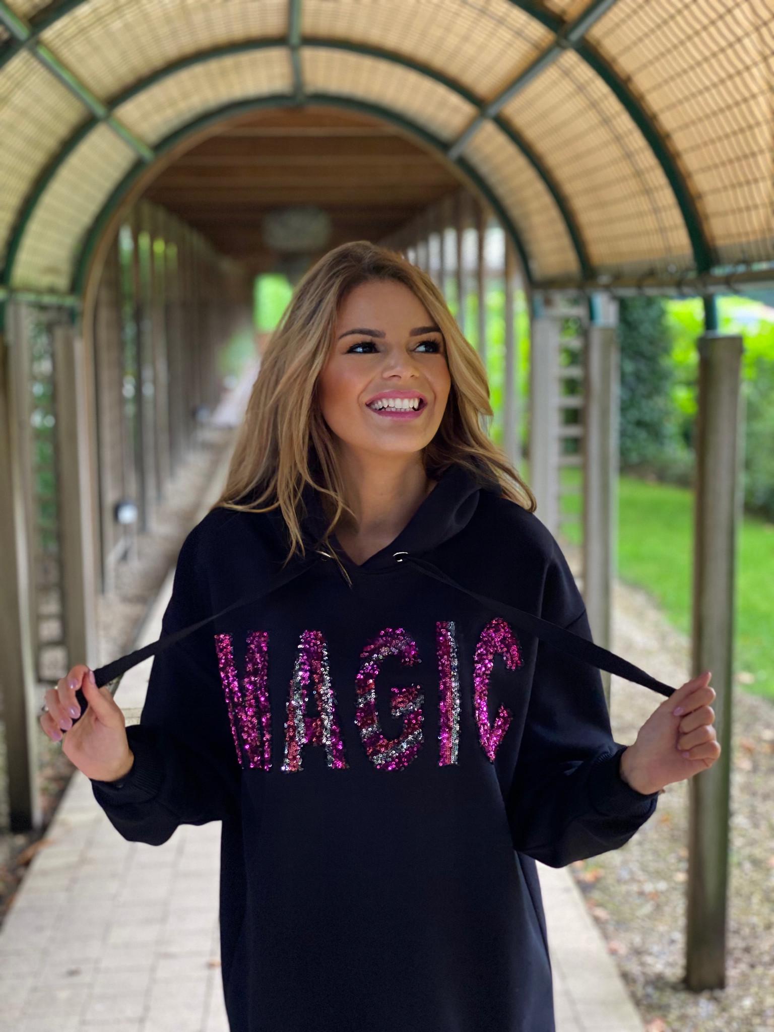 YENTLK Magic Sweater Paillettes