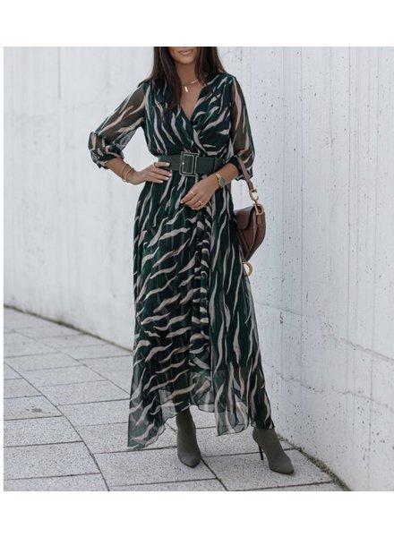AT Chanel Long Dress