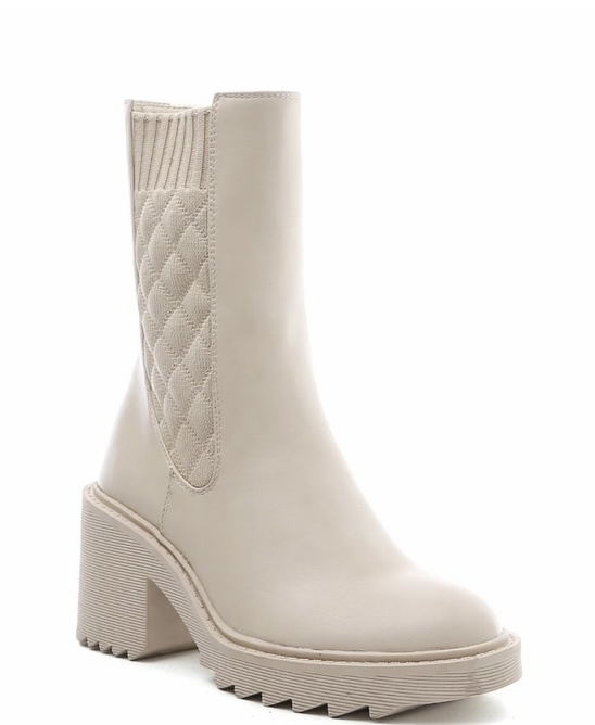 AC Carola Boots Beige