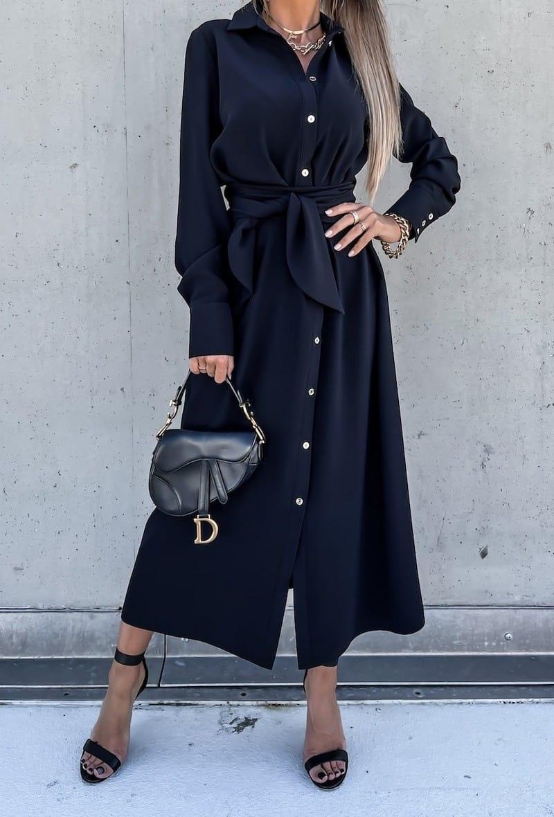 AT Myla Chemisier Long Dress