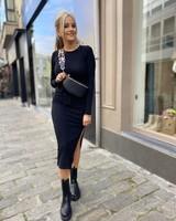 LM Jolijn Dress Black