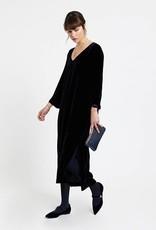 Ottod'Ame Velvet long dress