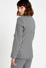 Ottod'Ame Tailored jacket in Vichy print
