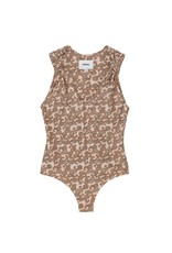 Nanushka Swimsuit with knotted detail - Paisley