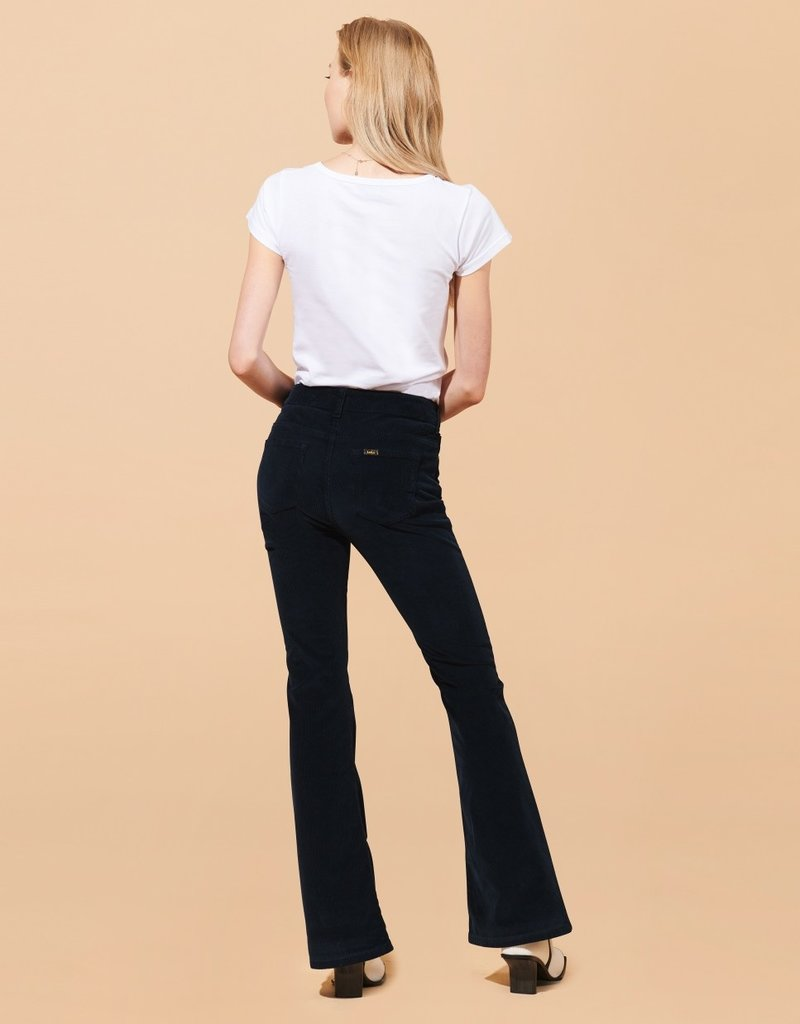 Lois Raval brightcord luxe jeans