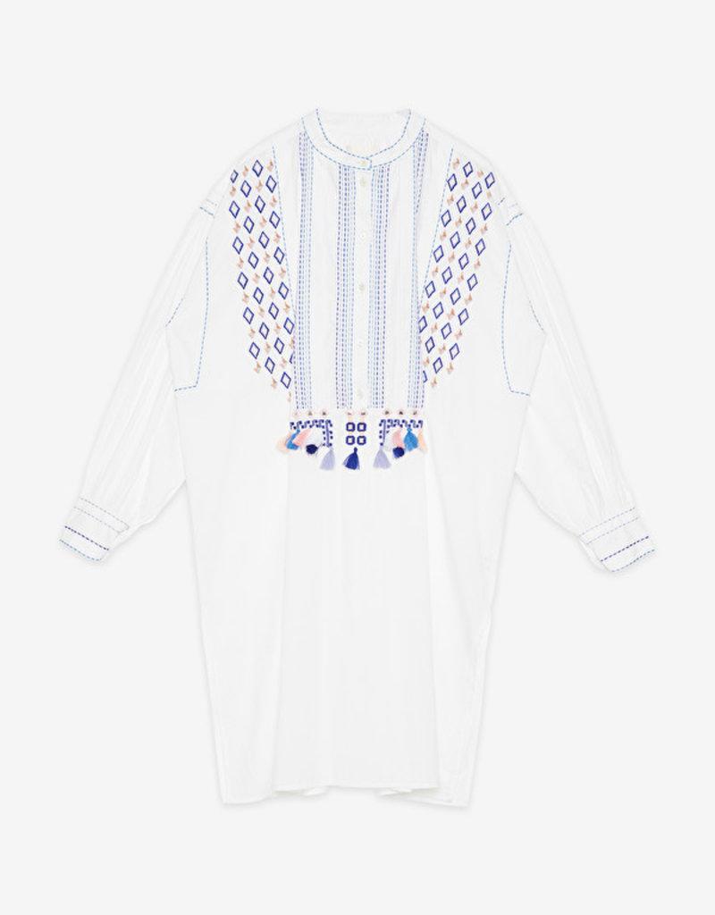 Ottod'Ame Tassel tunic