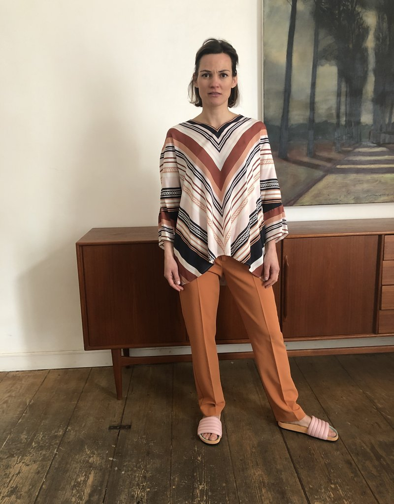IVI Collection Striped tunic