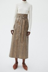 Nanushka A-line  pocket skirt
