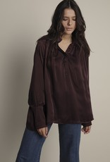 Charlie Joe Fluid blouse