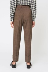 Hope alto trouser brown melange