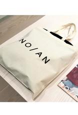 NO/AN Tote bag black